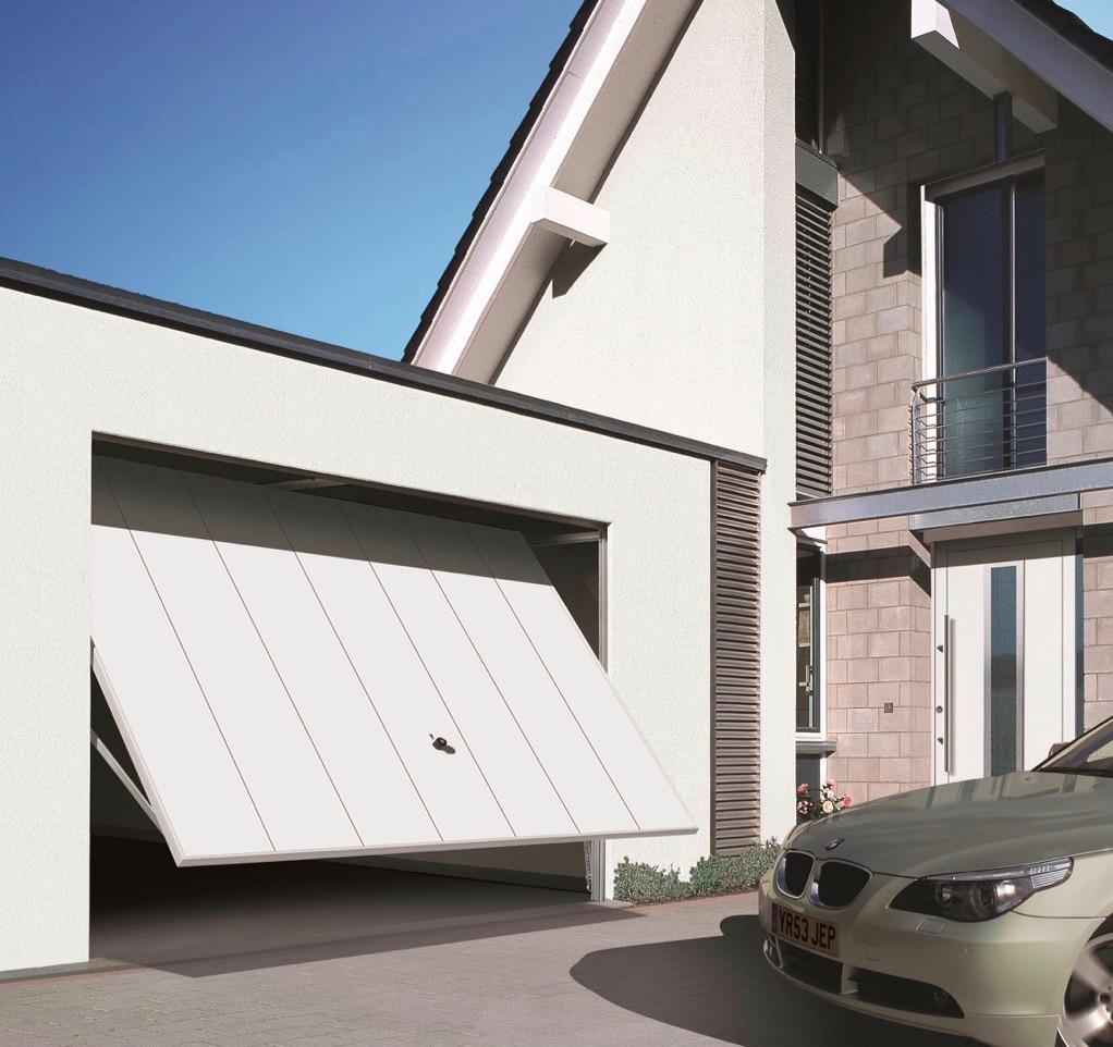 Automated Garage Doors John Glen